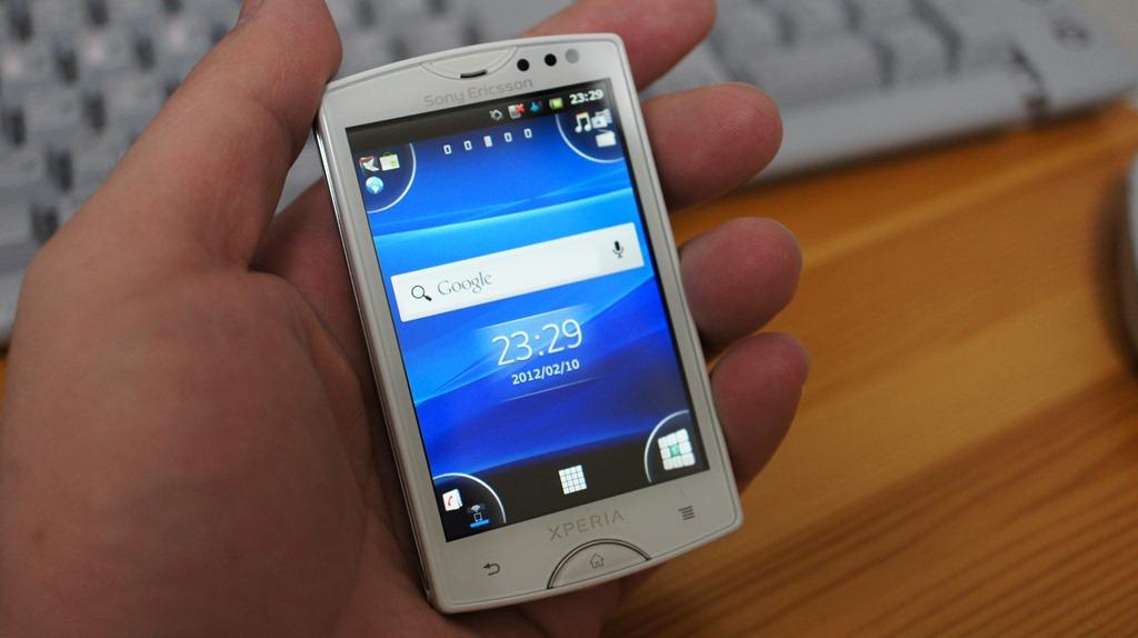 Переустановка Андроид На Se Xperia Mini